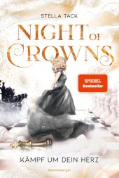 Night of Crowns, Band 2: Kämpf um dein Herz; .