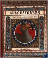 Ausgestorben - Das Buch der verschwundenen Tiere Cover