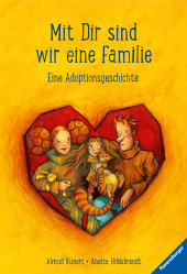 Mit dir sind wir eine Familie Cover