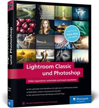 Lightroom Classic und Photoshop CC