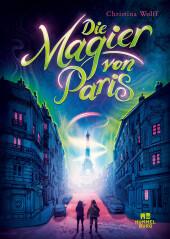 Die Magier von Paris Cover