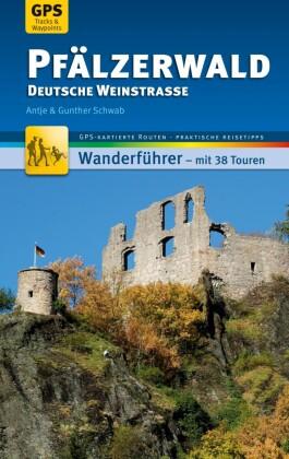 Pfälzerwald Wanderführer Michael Müller Verlag