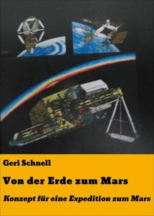 Von der Erde zum Mars