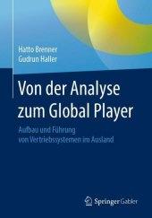 Von der Analyse zum Global Player
