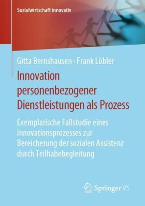Innovation personenbezogener Dienstleistungen als Prozess