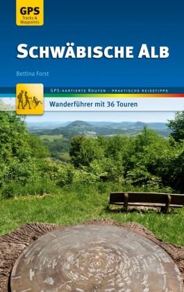 Schwäbische Alb Wanderführer Michael Müller Verlag