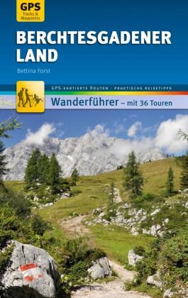 Berchtesgadener Land Wanderführer Michael Müller Verlag