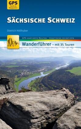 Sächsische Schweiz Wanderführer Michael Müller Verlag