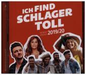 Ich find Schlager toll - Herbst/Winter 2019/20, 2 Audio-CDs