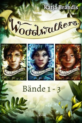 Woodwalkers Bundle. Bände 1-3