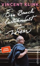 Ein Bauch lustwandelt durch Wien Cover