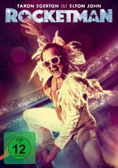 Rocketman, 1 DVD Cover