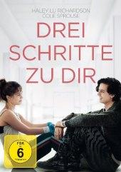 Drei Schritte zu Dir, 1 DVD Cover