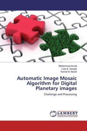 Automatic Image Mosaic Algorithm for Digital Planetary images