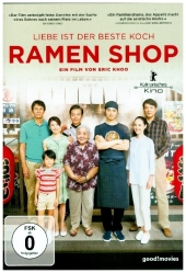 Ramen Shop, 1 DVD Cover