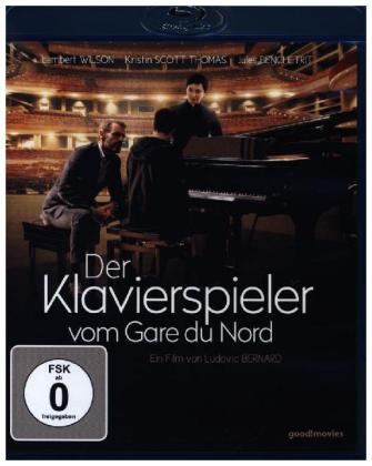 Der Klavierspieler vom Gare du Nord, 1 Blu-ray