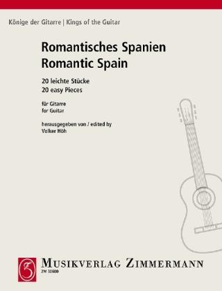 Romantisches Spanien, Gitarre