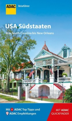 ADAC Reiseführer USA Südstaaten