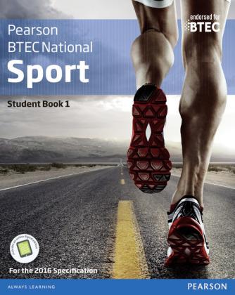 BTEC Nationals Sport Student Book 1 + Activebook, m. 1 Beilage, m. 1 Online-Zugang