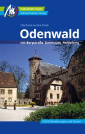 Odenwald Reiseführer Michael Müller Verlag Cover