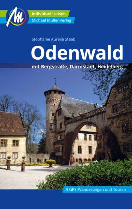 Odenwald Reiseführer Michael Müller Verlag