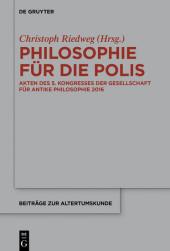 Philosophie für die Polis
