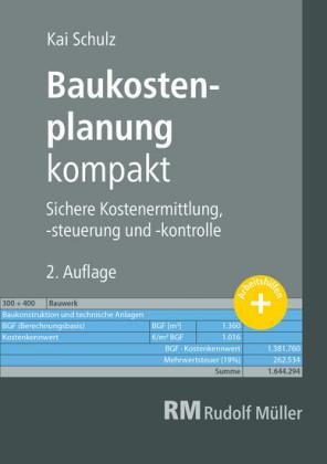Baukostenplanung kompakt - E-Book (PDF)