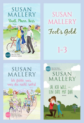 Susan Mallery - Fool's Gold 1-3