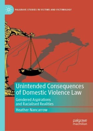 Unintended Consequences of Domestic Violence Law