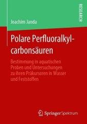 Polare Perfluoralkylcarbonsäuren