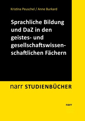 Sprachliche Bildung und Deutsch als Zweitsprache