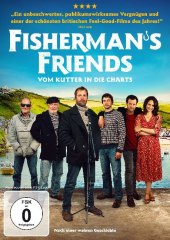 Fisherman's Friends, 1 DVD Cover