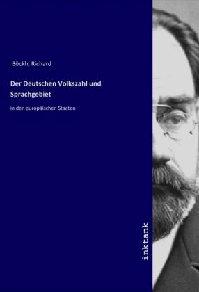 Der Deutschen Volkszahl und Sprachgebiet