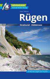 Rügen - Stralsund - Hiddensee Reiseführer Cover