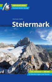 Steiermark Reiseführer Michael Müller Verlag, m. 1 Karte