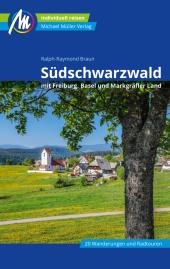 Südschwarzwald Reiseführer Michael Müller Verlag Cover
