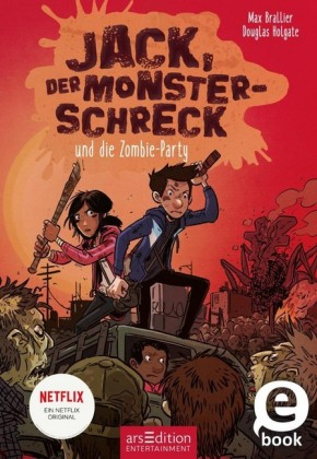 Jack, der Monsterschreck, und die Zombie-Party