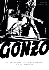 Gonzo Cover