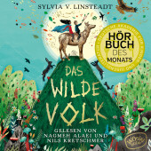 Das Wilde Volk, 1 Audio-CD, MP3
