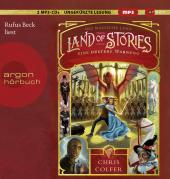 Land of Stories: Das magische Land - Eine düstere Warnung, 2 Audio-CD, MP3