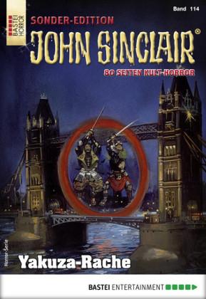 John Sinclair Sonder-Edition 114 - Horror-Serie