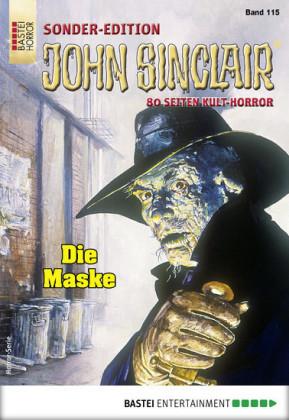 John Sinclair Sonder-Edition 115 - Horror-Serie