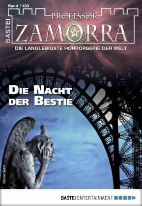 Professor Zamorra 1183 - Horror-Serie