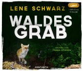 Waldesgrab, 1 Audio-CD, MP3 Cover