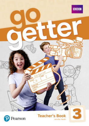 GoGetter 3 Teacher's Book with MyEnglishLab & Online Extra Homework + DVD-ROM Pack, m. 1 Beilage, m. 1 Online-Zugang