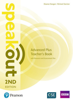 Speakout Advanced Plus 2nd Edition Teacher's Guide with Resource & Assessment Disc Pack, m. 1 Beilage, m. 1 Online-Zugan