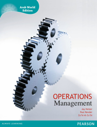 Operations Management with MyOMLab, m. 1 Beilage, m. 1 Online-Zugang