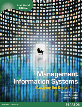 Management Information Systems with Access Code for MyManagement Lab Arab World Edition, m. 1 Beilage, m. 1 Online-Zugan