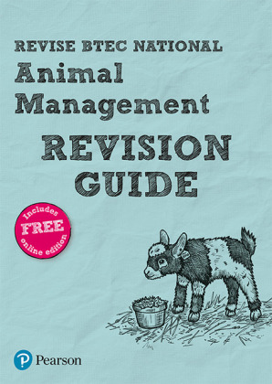 Revise BTEC National Animal Management Revision Guide, m. 1 Beilage, m. 1 Online-Zugang