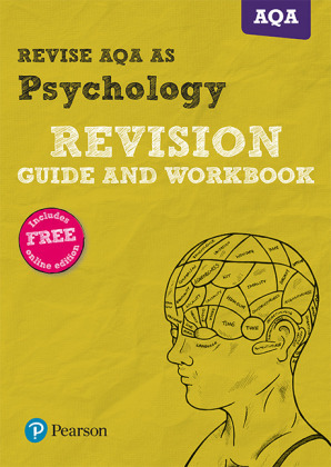 Revise AQA AS level Psychology Revision Guide and Workbook, m. 1 Beilage, m. 1 Online-Zugang